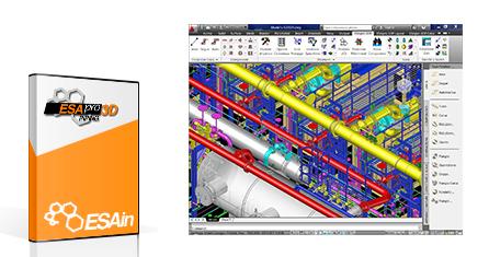 ESApro 3D Piping